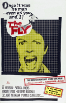 Fly 1958 poster