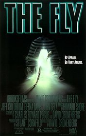 Fly 1986 poster