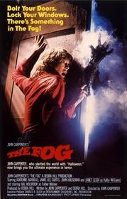 The Fog 1980 poster
