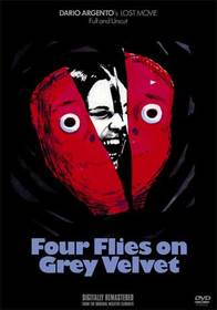 Four Flies on Grey Velvet DVD