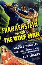 Frankenstein Meets the Wolfman poster