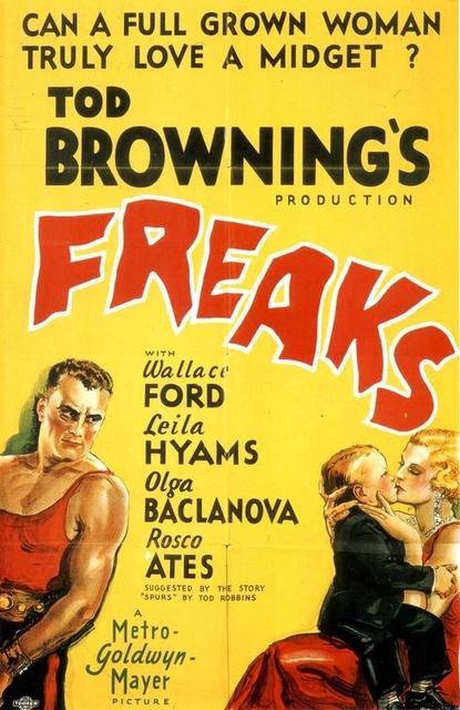 Freaks poster