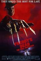 Freddy's Dead poster