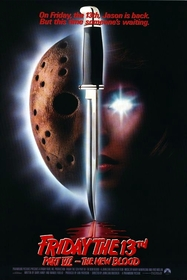 Friday the 13th Part VII poster
