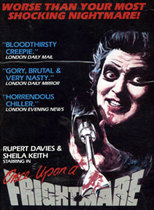 Frightmare 1974 poster
