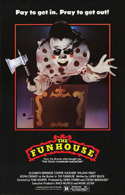 Funhouse (1981) poster