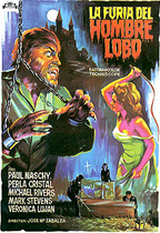 Fury of the Wolfman poster