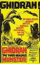 Ghidorah (Ghidrah) poster