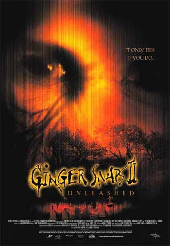 Ginger Snaps 2 poster