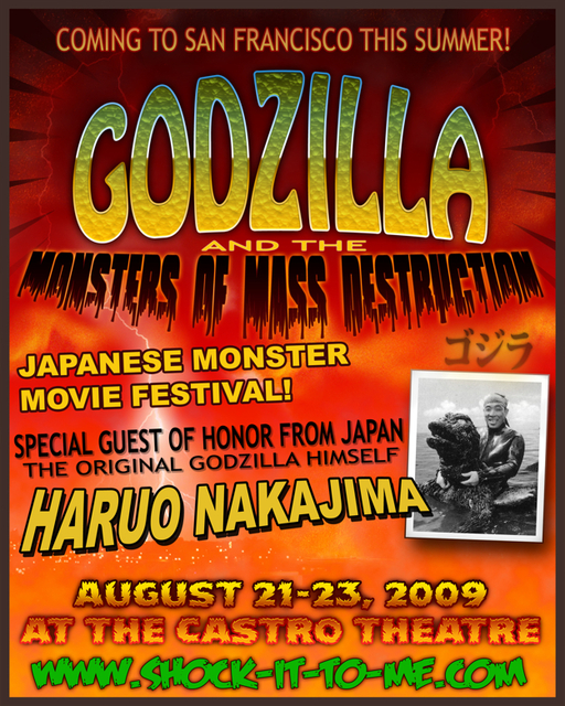 Godzilla and the Monsters of Mass Destruction
