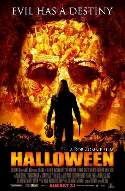 Halloween 2007 poster