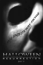 Halloween: Resurrection poster