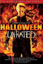 Halloween 2007 Unrated DVD