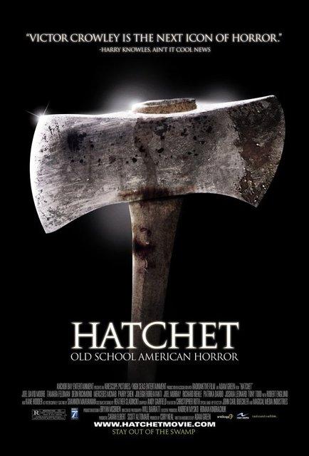 Hatchet Poster (Final)