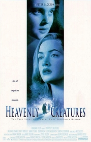 Heavenly Creatures poster