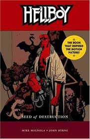 Hellboy Seed of Destruction