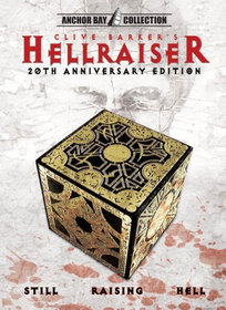Hellraiser 20th Anniversary DVD