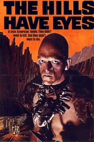 Hills Have Eyes 1977 poster