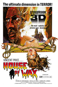 House of Wax 1953 poster