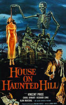House on Haunted Hill 1959 poster