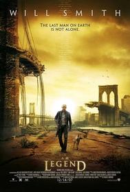 I Am Legend 2007 poster