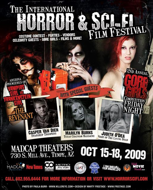 International Horror & Sci-Fi Film Festival 2009