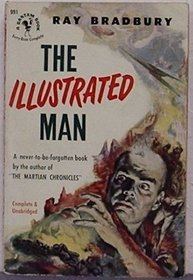 Illustrated Man book
