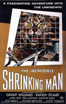 Incredible Shrinking Man poster
