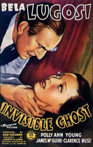 Invisible Ghost poster