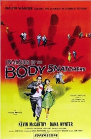Invasion of the Body Snatchers 1956 poster