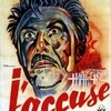J'Accuse poster