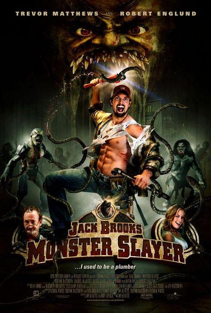 Jack Brooks Monster Slayer poster