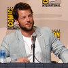 Jamie Bamber at the Battlestar Galactica panel