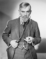 Boris Karloff in The Man with Nine Lives (1940)
