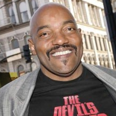 Ken Foree at the Devil's Rejects premiere