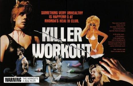 Killer Workout poster