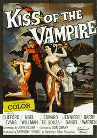 Kiss of the Vampire poster