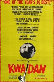 Kwaidan poster