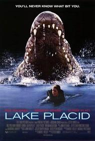 Lake Placid poster