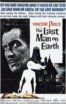 Last Man on Earth 1964 poster