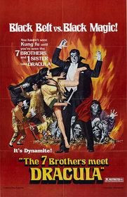 Legend of the 7 Golden Vampires poster