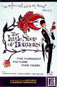 Little Shop of Horrors 1960 poster