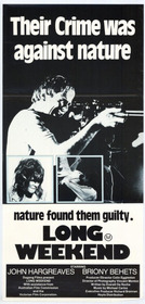 Long Weekend 1978 poster