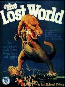 Lost World 1925 poster