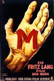 M 1931 poster