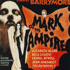 Mark of the Vampire poster