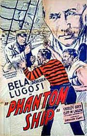 Mystery of the Mary Celeste (Phantom Ship) poster