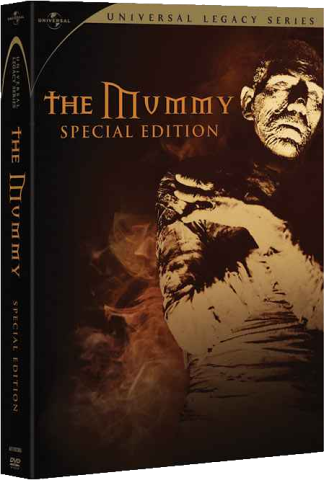 Mummy 1932 Special Edition