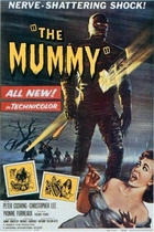 The Mummy 1959 poster