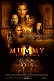 Mummy Returns poster